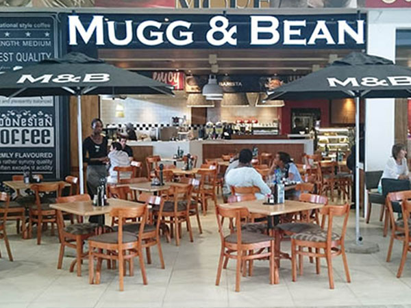 Mugg & Bean at Watercrest Mall